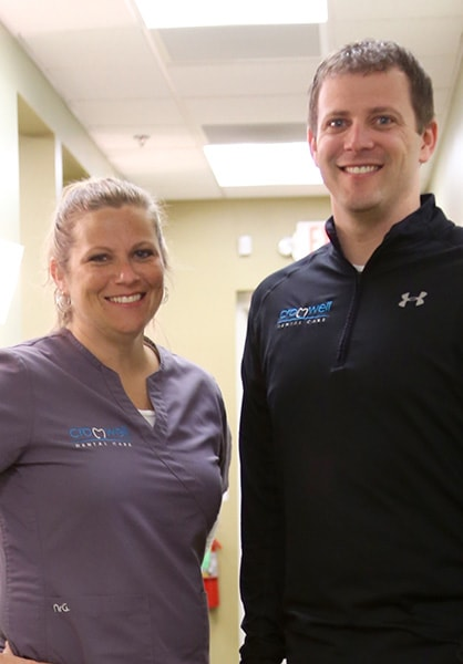 Dr. Justin Cromwell and Dr. Conley - Dentists in Marysville, OH