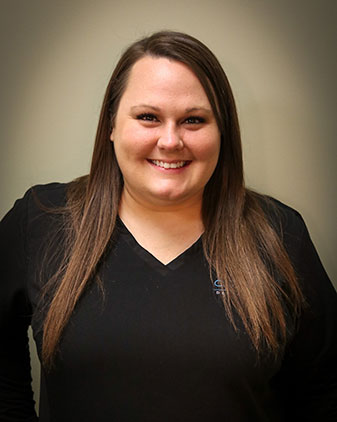 Alexis who is the scheduling coordinator at Cromwell Dental Care