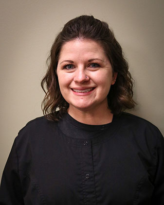 Lauren who is a dental hygienist at Cromwell Dental Care