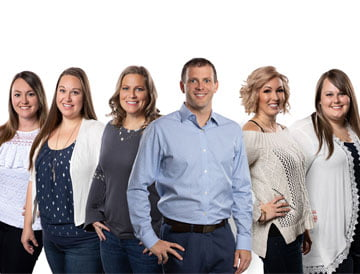 The Cromwell Dental Care team who provides Marysville Dentistry